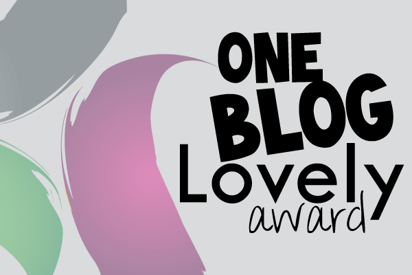 One Blog Lovely Award