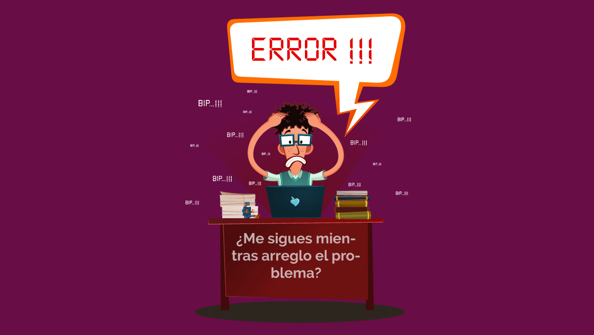 error wordpress